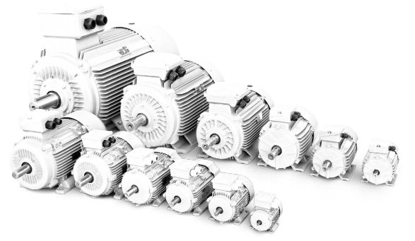 elektromotory 3kw