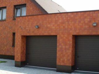 moderné garážové brány